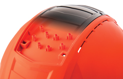 ENHA safety helmet portfolio and awards