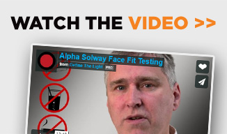 Alpha Solway Face Fit Testing
