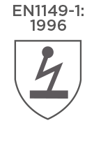 En1149 1 1996 Lightning Cmbh-Ew-R Chemsol Plus Alpha Solway Chemsuit
