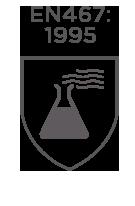 En467 1995 Beaker Cmbh-Ew-R Chemsol Plus Alpha Solway Chemsuit